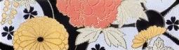 Бордюр Kerama Marazzi Ветка Сакуры декоры Цветы и птицы A1775\8141 20х5.7
