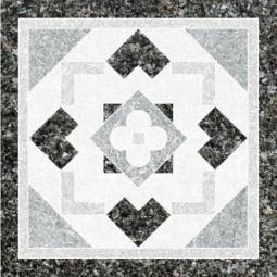 Плитка для пола Нефрит-керамика Сиена 01-10-1-16-01-06-474 38.5x38.5 Серый