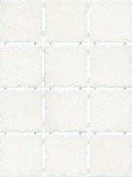 Плитка для стен Kerama Marazzi Византия Полотно 30х40 из 12 частей 9.9х9.9 1257 белый