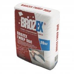 Ровнитель Brozex Гипер пол универсальный 20кг