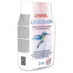 Затирка Litokol Litocolor L.10 2 кг