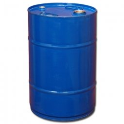 Бочка Тара стальная с пробками 50 литров