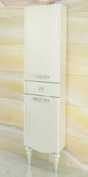 Шкаф-колонна Comforty Монако 40 Белый Глянец