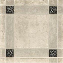 Керамогранит Керамин Шато 1 серый 50х50 глазурованный