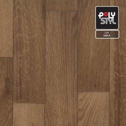 Линолеум Бытовой Polystyl Lux Oak 8 4м