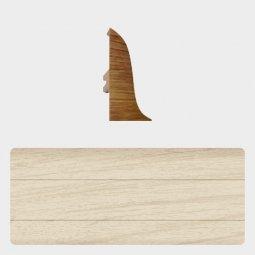 Заглушка торцевая левая (блистер 4 шт.) Т-пласт 066 Клен
