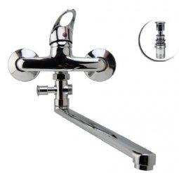 Смеситель для ванны РМС Gromix S21-006