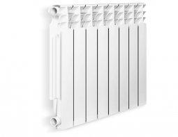 Радиатор алюминиевый Lietex 500-80С 8 секц.