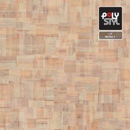 Линолеум Бытовой Polystyl Lux Metro 1 3м