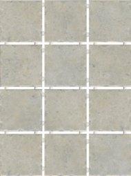 Плитка для стен Kerama Marazzi Каламкари полотно 30х40 из 12 частей 9.9х9.9 1255T серый