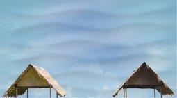 Декор Ceradim Skyline Dec Lagune Panno A 25x45
