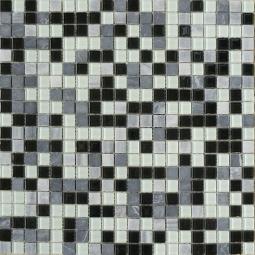 Мозаика Elada Crystal+Stone HK-44 мраморный 32.7x32.7