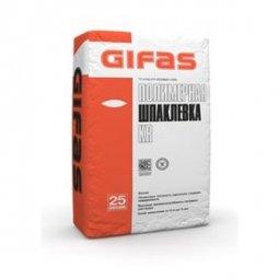 Шпатлевка Gifas КР полимерная 25 кг