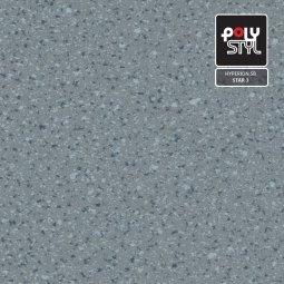 Линолеум Полукоммерческий Polystyl Hyperion SB Star 3 4м