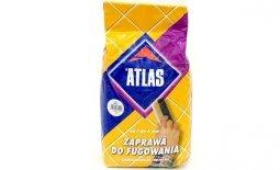 Затирка ATLAS для узких швов до 6 мм № 001 белый (2кг)