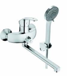 Смеситель для ванны Konner Helix HLX1600