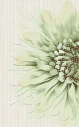Вставка Golden Tile Зебрано зеленый К64301 250х400