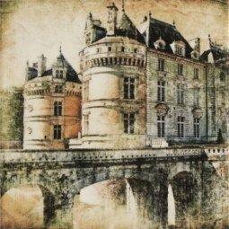 Декор Mainzu Milano Decor Castle Бежевый 20х20