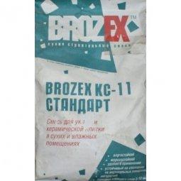 Клей Brozex КС-11 Стандарт 25кг
