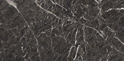 Керамогранит Kerranova Black&White  полированный черный 30x60