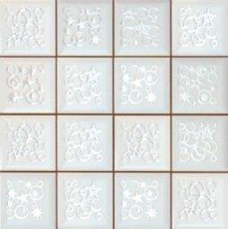 Декор Сокол Моно D-716 MC1 орнамент глянцевый 33х33