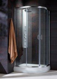Душевая кабина Radaway Premium Plus матовое 100х80х190