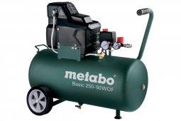 Компрессор Metabo Basic 250-50 W OF 220 л./мин.