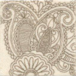 Декор Kerama Marazzi Тантра AD\F92\1221T 9.9х9.9 бежевый
