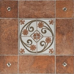 Плитка для пола Pamesa Tolosa Coto коричневый 45х45