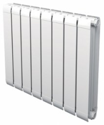 Радиатор алюминиевый Sira  Rovall100  500 7 секций