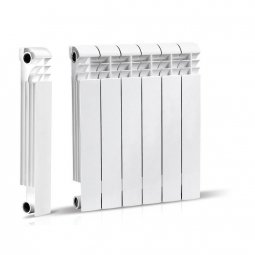 Радиатор биметаллический Viertex 200-96С 6 секц.