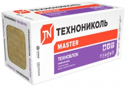 Базальтовый утеплитель Технониколь Техноблок Стандарт 1200х600х100 мм / 4 пл.