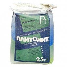 Ровнитель для пола Plitonit Р1 25 кг