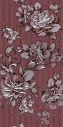 Декор Нефрит-керамика Аллегро 04-01-1-08-03-47-100-1 40x20 Бордовый