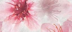 Панно Cersanit Bloom BM2G072DT Розовый 40X44