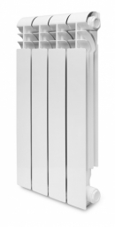 Радиатор алюминиевый Konner Lux 500/80 4 секц.