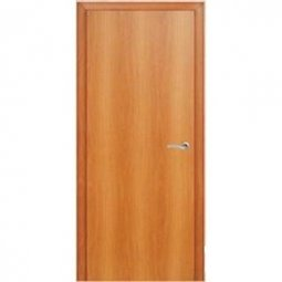 Дверное полотно Brozex-Wood глухое гладкое 2000x700 Миланский орех