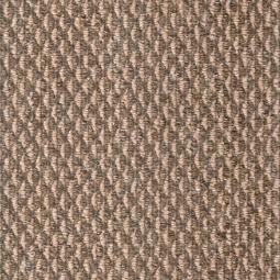 Ковролин Зартекс Канзас 412 Бежево-коричневый 3,5 м рулон