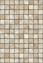 Плитка для стен Керамин Романа 3 Бежевый 40x27,5