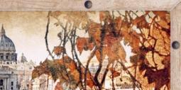 Декор Нефрит-керамика Апеннины 07-00-5-10-00-11-525 50x25 Коричневый