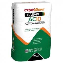 Клей для плитки Стройбриг Базакс АС10 25кг