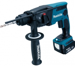 Перфоратор Makita BHR 162 RFE SDS-Plus