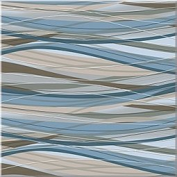 Плитка для пола Azori Dream Blue 33.3x33.3