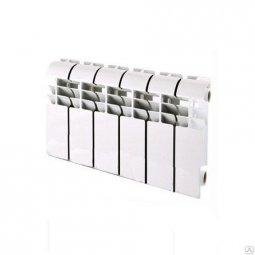 Радиатор алюминиевый Lietex 200-85С 6 секц.