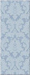 Плитка для стен Azori Chateau Blue 20.1x50.5