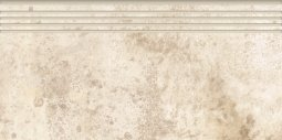 Ступени Kerranova Slate матовый бежевый 29.4x60