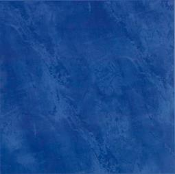 Плитка для пола Береза-керамика Магия синий 30х30