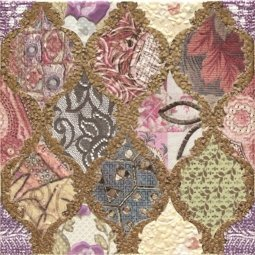 Декор Ceramica Latina Damasko PCD textil 30x30