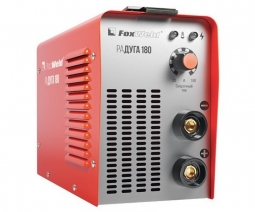 Сварочный аппарат инверторный FoxWeld Радуга 180
