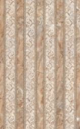 Декор Нефрит-керамика Гермес 07-00-5-09-00-15-150 40x25 Коричневый